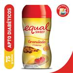 Edulcorante EQUALSWEET   Granulado 0 Calorias Botella 75 Gr