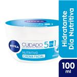 Crema Facial Cuidado Nutrit NIVEA Pot 100 Ml