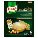Sopa Crema Choclo KNORR  Sensaciones  Sobre 59 Gr