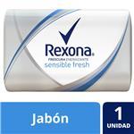 Jabon Sensible Fresh REXONA Paq 125 Grm