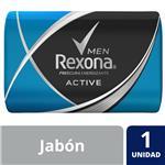 Jabon Active Deo REXONA Paq 125 Grm