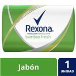 Jabon Bamboo REXONA Paq 125 Grm
