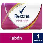 Jabon Orchid REXONA Paq 125 Grm