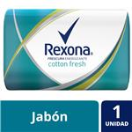 Jabon Cotton Fresh REXONA Paq 125 Grm