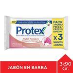Jab Tocad Omega 3 PROTEX Paq 270 Grm