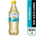 Gaseosa Schweppes Light Pomelo Botella 600 CC