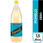 Gaseosa SCHWEPPES Sin Azúcar Pomelo Botella 1.5 L