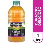 Jugo   Cepita Durazno Delicioso   Botella 1 L