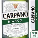 Vermouth Carpano Bianco Botella 950 CC