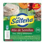 Tap.Empanada Mix Semillas LA SALTEÑA X12 330 Grm