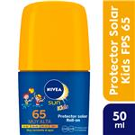 Roll On Nivea Fps 65 Nivea Pot 50 Ml