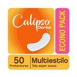 Protectores Diarios CALIPSO Dual 50 Unidades