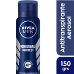 Desodorante Antitraspirante NIVEA MEN Protect & Care  Aerosol 150 CC