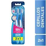 Cepillo Dental ORAL B Pro-salud Blister 2 Unidades