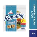 Pan Rapiditas Wrap Bimbo Paq 415 Grm