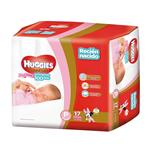"Pañales  HUGGIES Natural Care Para Ellas ""P"" 17 Unidades"