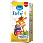Leche Inf. Bb4 Nutri Comp Sancor Bebe Ttb 1 Ltr