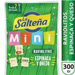 Ravioles Mickey Esp/Que La Salteña Bli 300 Grm
