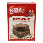 Polvo Para Brownies Nestle Chocolate   Caja 400 Gr