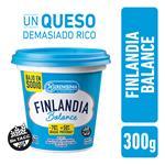 Queso Untable FINLANDIA Light Balance 300 Gr