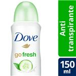 Desodorante Antitraspirante DOVE  Go Fresh  Aerosol