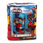 Acolchado Spiderman 11/2 Plaza . . .