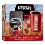 Café Soluble Nescafe  + Taza Red Mug Caja 170 Gr