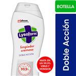 Limp.Cremoso Doble Acción Lysoform Bot 450 Cmq