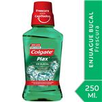 Enjuague Bucal COLGATE Plax Ice Glacial Botella 250 Ml