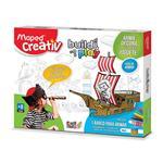 Juego Didactico Build & Play Barco Pirata . . .