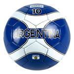 Pelota Futbol N5 Argentina 0 . . .