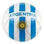 Pelota Futbol N5 Argentina Azul . . .