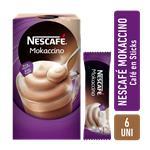 Café En Saquitos NESCAFE  Mokaccino Caja 6 Unidades