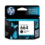 Cartucho HP 664 Tinta Negra