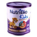 Leche E/Polvo Nutribio Kids Nutribaby Lat 400 Grm