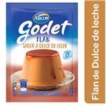 Flan Godet Dulce De Leche   Sobre 30 Gr