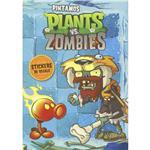 Pintamos Plantas Vs Zombies
