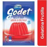 Gelatina Godet Frutilla   Sobre 30 Gr