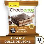 Alfajor Chocoarroz Dulce De Leche Paquete 20 Gr 1 Unidad