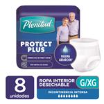 Ropa Interior Plenitud Protect Plus G/Xg X8