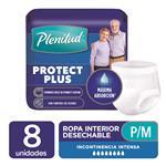 Ropa Interior Plenitud Protect Plus P/Mx8