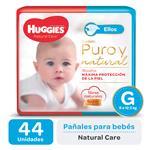 Pañal HUGGIES Natural Care Ellos Gx44