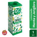 Jugo   BC Limonada Con Menta Y Jengibre    Tetrabrik 1 L