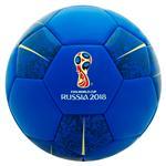 Pelota Futbol Copa Rusia 2018 Azul N5 . . .