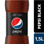 Gaseosa Pepsi Light Black Botella 1.5 L