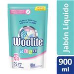 Jabón Liquido Woolite Matic Ropa Bebé Doypack 900 CC