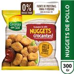 Nuggets Crocantes Granja Del Paq 300 Grm