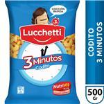 Coditos Lucchetti    Paquete 500 Gr