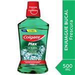 Enjuague Bucal Colgate Plax Ice Glacial Botella 500 Ml