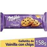 Gall.Dulces Cookies Milka Paq 158 Grm